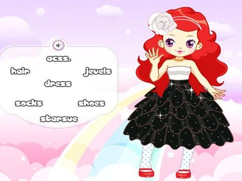 应用介绍:游戏介绍 可爱阿sue的公主造型,很多高贵的公主裙哦~来为