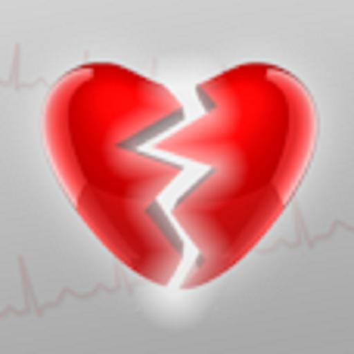 破碎的心 角色扮演 App LOGO-硬是要APP